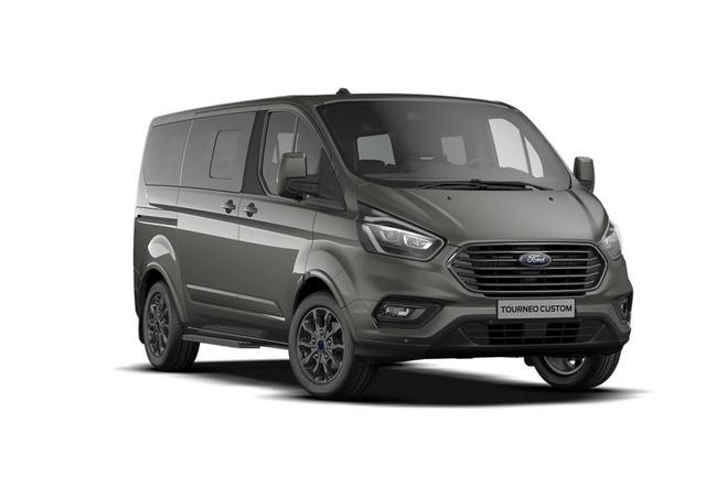 Ford Tourneo *TITANIUM X*L2H1*AHK*SH*sofort verfüg..., Jahr 2020, Diesel