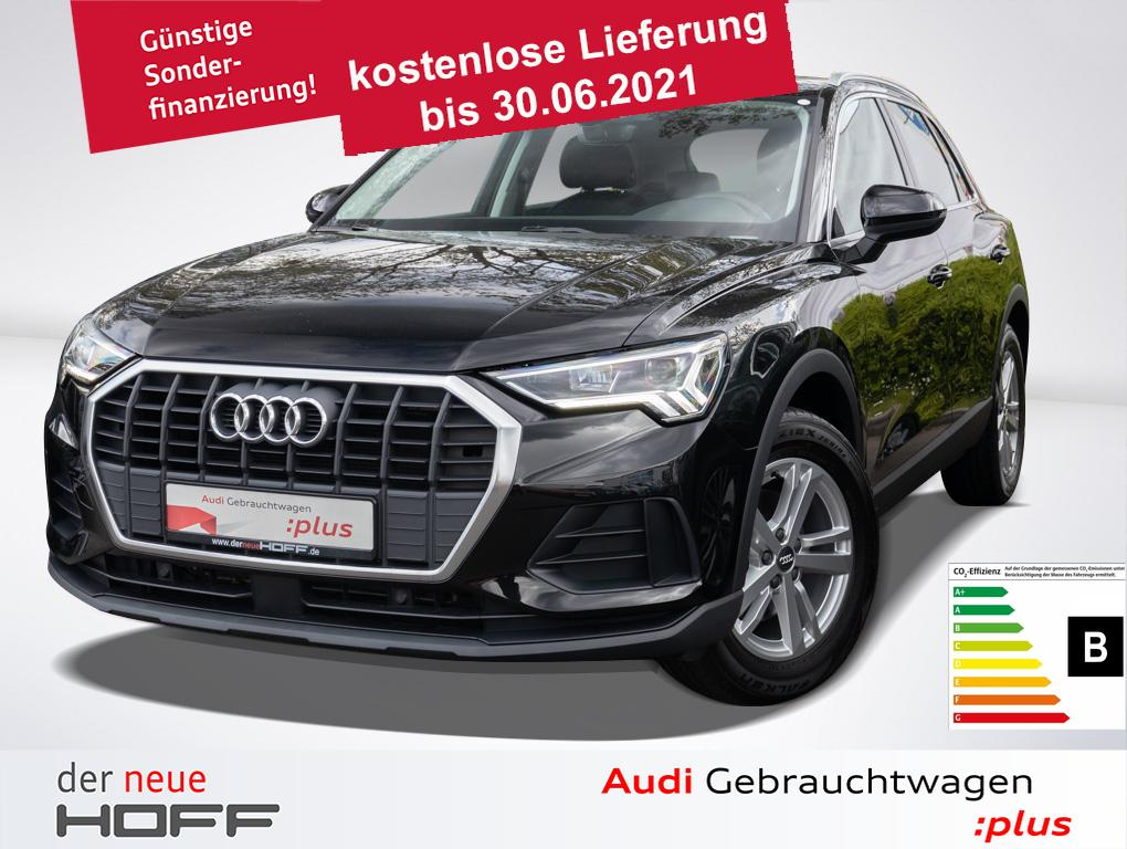 Audi Q3 35 TFSI Navi LED DAB Sitzheizung 17Zoll Bluet, Jahr 2020, Benzin