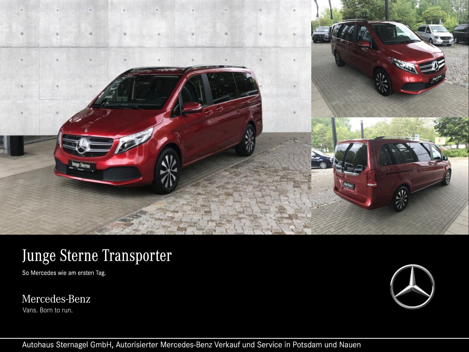 Mercedes-Benz V 300 d EDITION Lang LED-ILS/DAB/Standheizung, Jahr 2019, Diesel