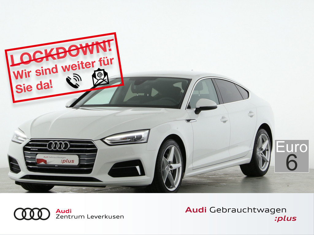 Audi A5 Sportback 2.0 quattro sport, Jahr 2017, Diesel