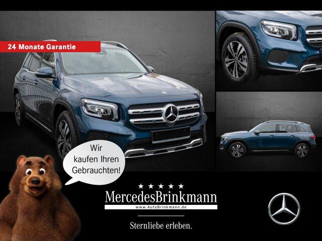 Mercedes-Benz GLB 250 PROGRESSIVE/LED/KAMERA SHZ/Parktronic, Jahr 2020, Benzin