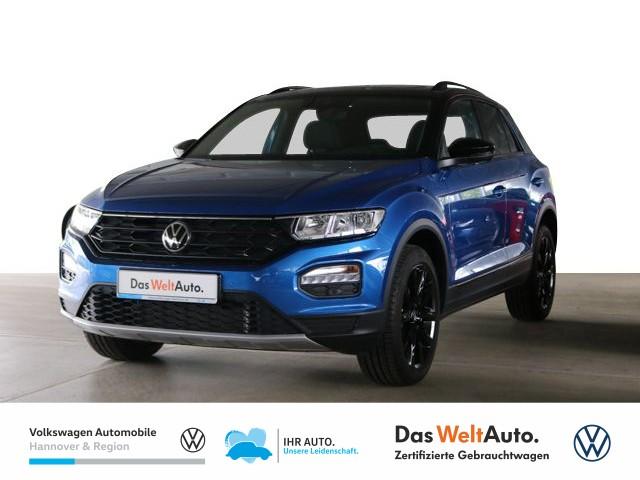 Volkswagen T-ROC 1.5 TSI DSG Style Navi Standheizung Pano Klima BlackStyle, Jahr 2020, Benzin