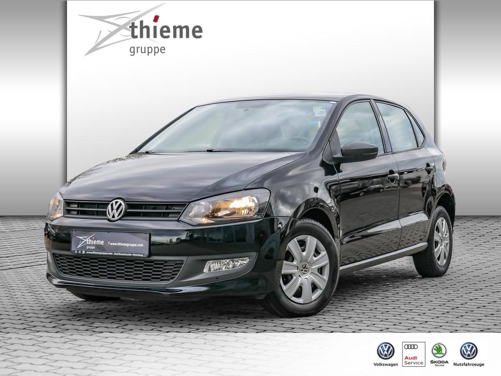 Volkswagen Polo, Jahr 2012, petrol