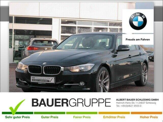 BMW 328 i Keyless LED-hinten Multif.Lenkrad NR RDC Klimaautom SHZ PDC CD AUX MP3 ESP MAL SD, Jahr 2012, Benzin
