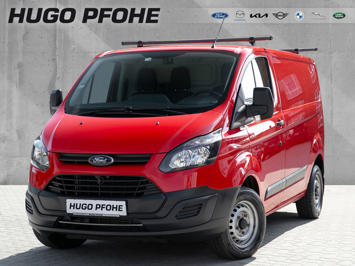 Ford Transit Custom 270 L1H1 Klima -AT-Motor- Sortimo, Jahr 2017, Diesel