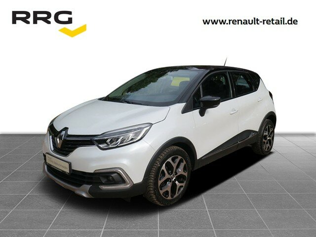 Renault Captur TCe 120 EDC Intens Automatik Navi !!!, Jahr 2018, Benzin