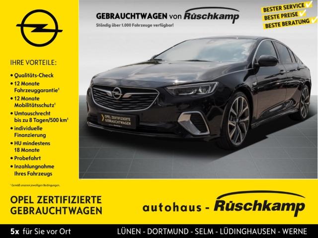Opel Insignia B Grand Sport GSi 4x4 2.0 Turbo, Jahr 2018, Benzin
