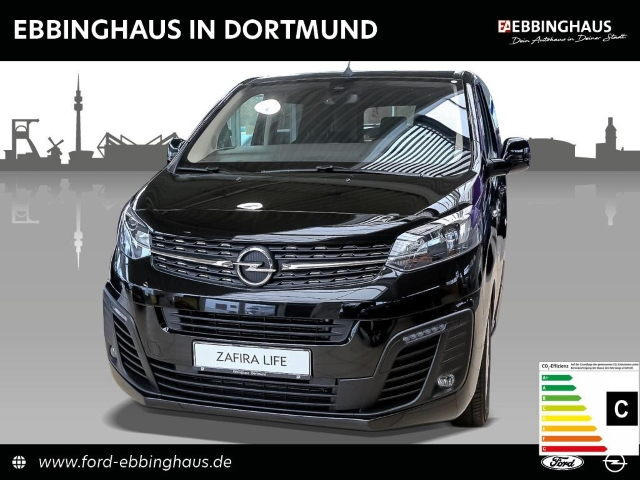 Opel Zafira Life M Edition 2.0 D EU6d-T Navi HUD Rückfahrkam. Fernlichtass. PDCv+h LED-Tagfahrlicht, Jahr 2019, Diesel