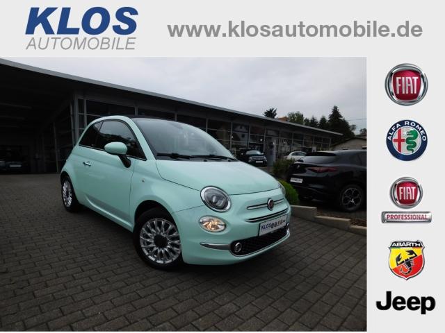 Fiat 500C 1.2 LOUNGE 129 mtl. 8V AUTOMATIK PDC KLIMA BLUETOOTH, Jahr 2016, Benzin