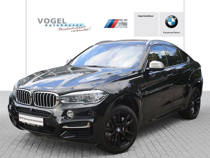 BMW X6 M50d M Sportpaket Euro 6 Navi Prof RFK PDC Klima Shz Head-Up, Jahr 2017, Diesel