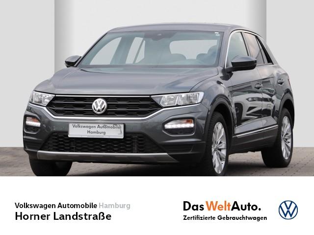 Volkswagen T-Roc 1.5TSI Sport NaviEinparkhilfe Standheizung, Jahr 2020, Benzin