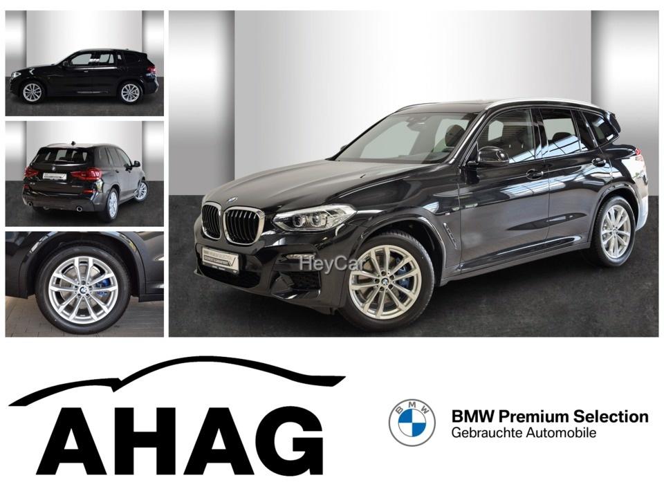 BMW X3 xDrive30d M SPORT AT Innovationsp. Sport Aut., Jahr 2020, Diesel