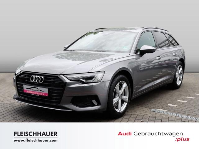 Audi A6 Avant 50 TDI qu. sport Matrix+Navi+19''+Kamera+VC+Tour+PDC, Jahr 2020, Diesel