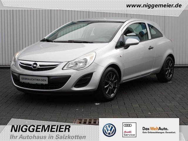 Opel Corsa 1.2 Selection KLIMA+CD RADIO+TUEV NEU, Jahr 2013, Benzin