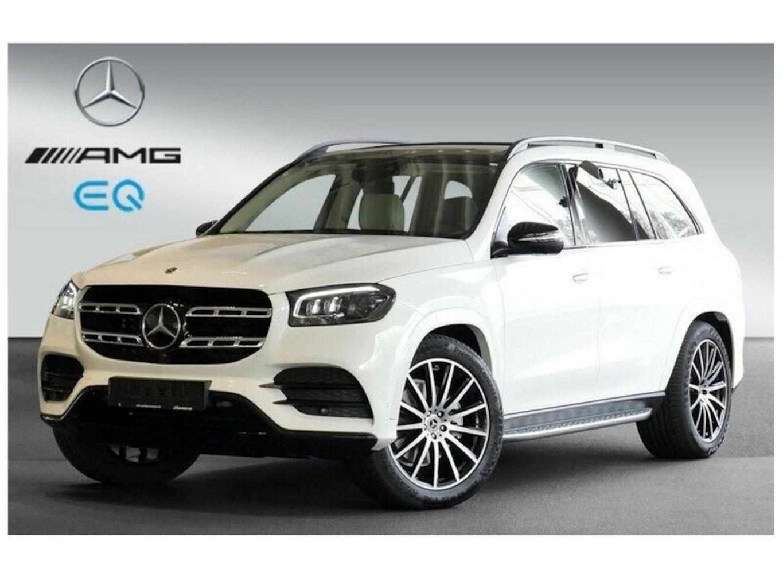 Mercedes-Benz GLS 580 4M AMG DISTRONIC-PANO-AIRMATIC-7 SITZE-360°, Jahr 2021, Benzin