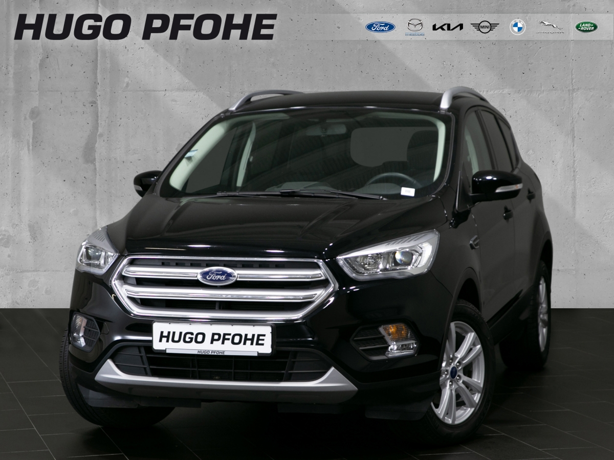 Ford Kuga Cool and Connect *nur 26764 Km*, Jahr 2017, Benzin