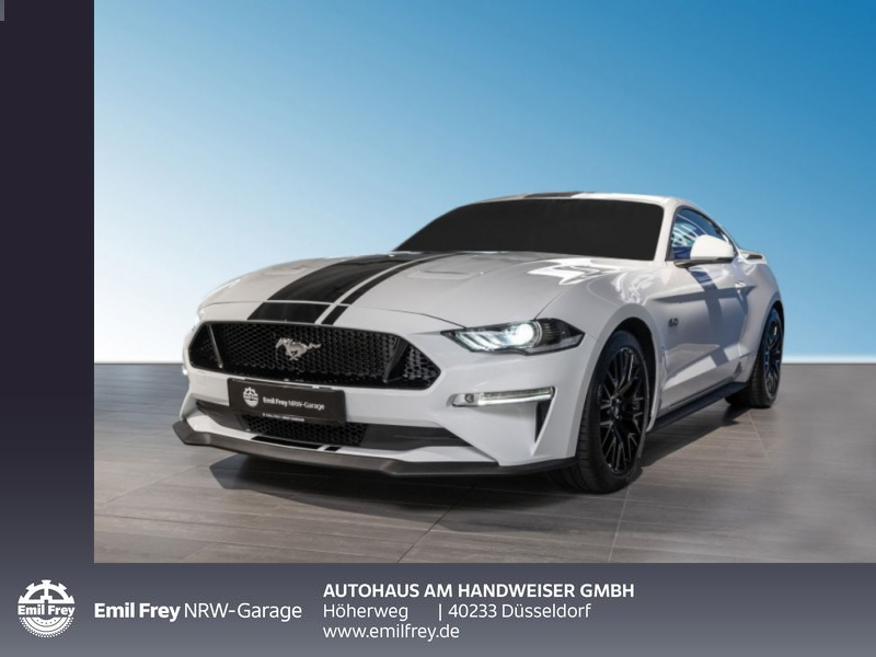 Ford Mustang Fastback 5.0 Ti-VCT V8 Aut. GT, Jahr 2020, Benzin