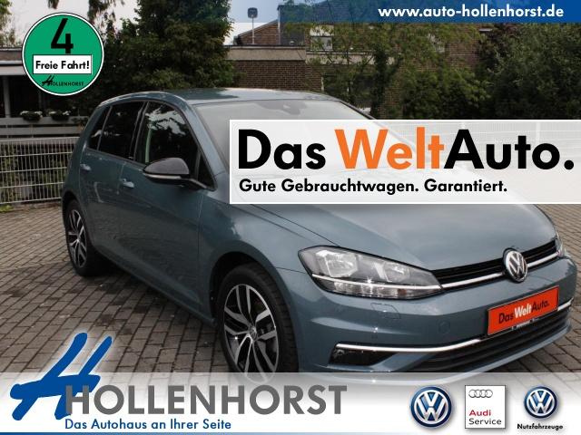 Volkswagen Golf IQ.DRIVE 1.0 l TSI OPF 85 kW (115 PS) 6-Gang, Jahr 2019, Benzin