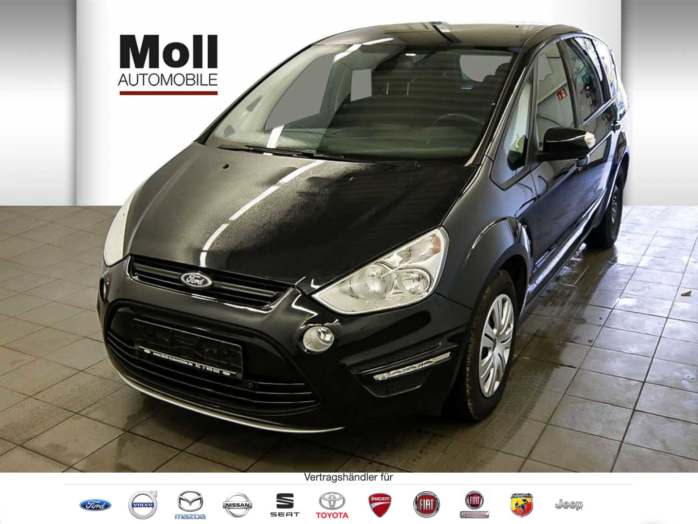Ford S-Max Business Edition 140PS, Style Paket, Winter Paket, Jahr 2015, diesel