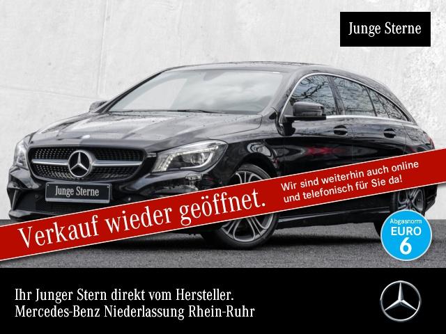 Mercedes-Benz CLA 180 SB Urban Xenon Navi Laderaump Sitzh Chromp, Jahr 2015, Benzin