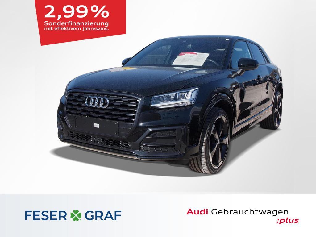 Audi Q2 S line 35 TFSI S tronic Virtual/LED/Navi/19`, Jahr 2020, Benzin