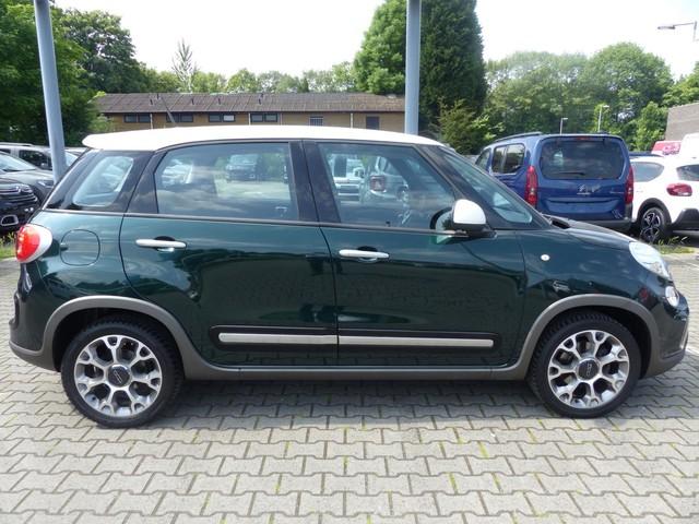Fiat 500L 1.4 16V Trekking Navigation, Tempomat, Klimaautom., Jahr 2017, Benzin