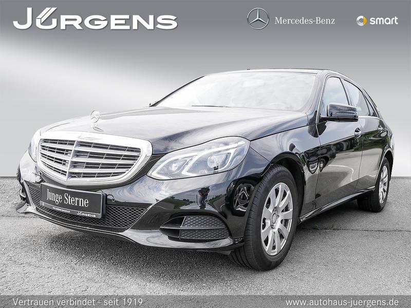 Mercedes-Benz E 250 Navi/ILS/Standhzg/AHK/Park-Assi/Sitzheizg, Jahr 2015, petrol