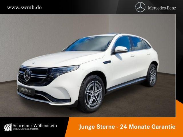 Mercedes-Benz EQC 400 4M AMG*FAP*SD*Burmester*RKam*UMWELTBONUS, Jahr 2020, Elektro