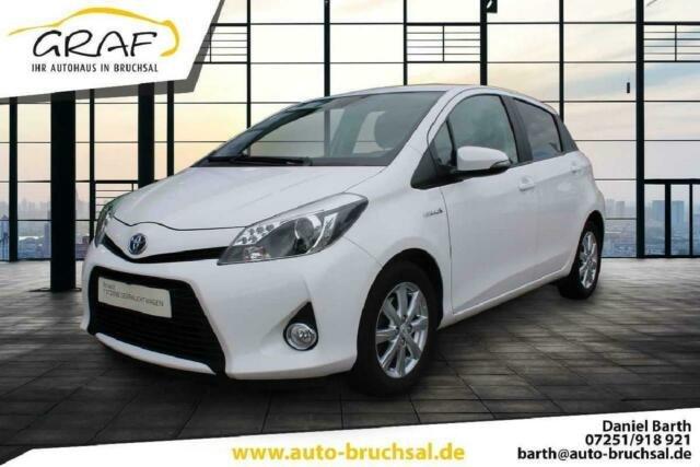 Toyota Yaris 1.5 Edition 2014 Hybrid, Jahr 2014, Hybrid