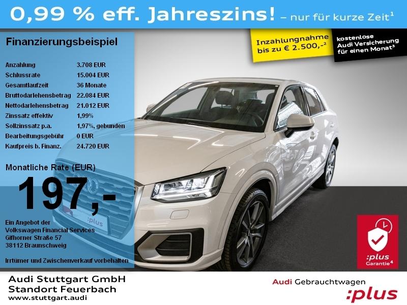 Audi Q2 Sport 30 TFSI, Jahr 2020, Benzin
