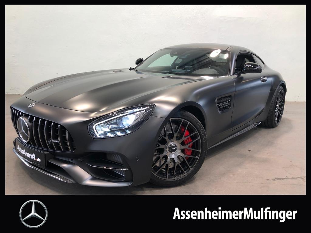 Mercedes-Benz AMG GT C Edition 50 **Perf. Sitze/Kamera/Memory, Jahr 2018, Benzin