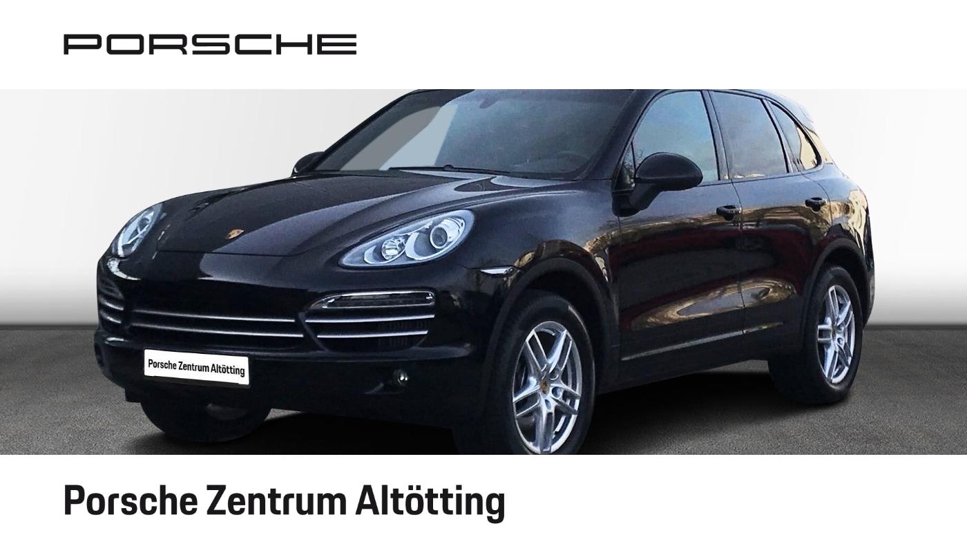 Porsche Cayenne Diesel Platinum Edition   BOSE  , Jahr 2014, diesel