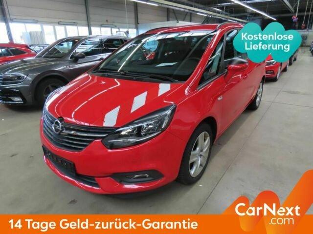 Opel Zafira 1.6 D (CDTi ecoFLEX) Edition NAVI, Jahr 2018, Diesel