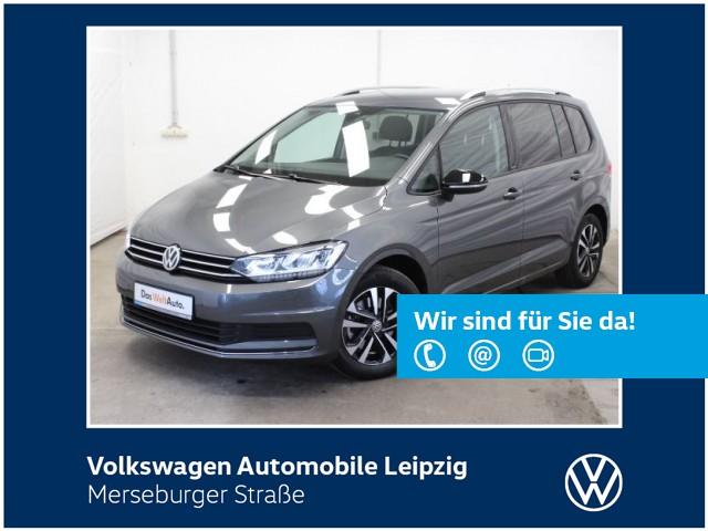 Volkswagen Touran 1.5 TSI IQ.DRIVE *ACC*LED*SHZ*, Jahr 2020, Benzin