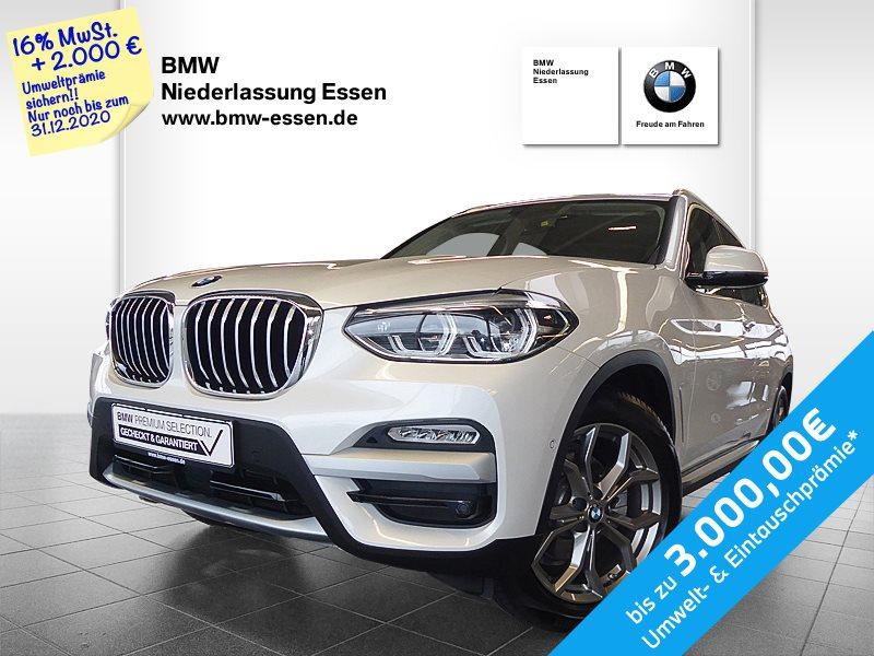 BMW X3 xDrive20d xLine, Jahr 2019, Diesel
