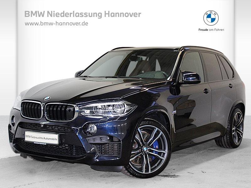 BMW X5 M Night Vision M Drivers, Jahr 2017, Benzin