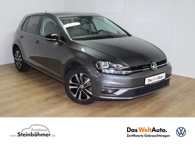 Volkswagen Golf IQ.DRIVE 1.0TSI Navi ACC ParkAss LightAss, Jahr 2019, Benzin