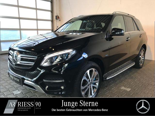Mercedes-Benz GLE 500 e 4MATIC Harman+Comand+Fahrassist., Jahr 2017, Benzin