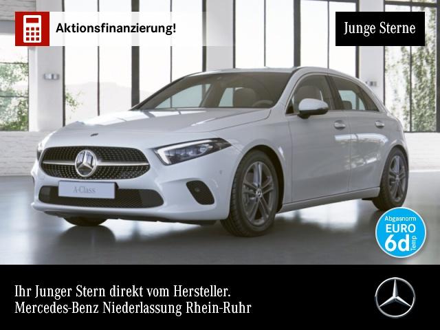 Mercedes-Benz A 200 Progressive Multibeam Navi Premium Kamera, Jahr 2019, Benzin