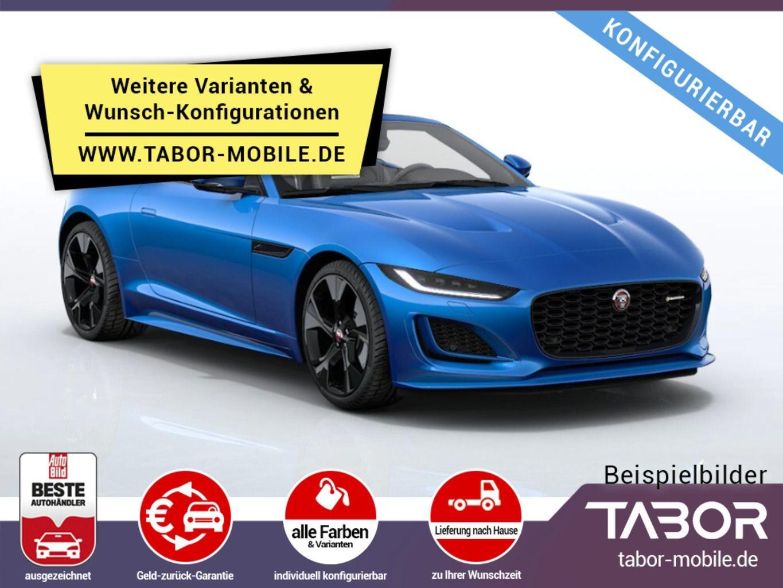Jaguar F-Type finanzieren