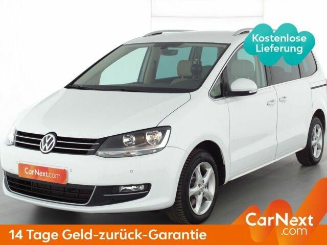 Volkswagen Sharan 2.0 TDI DSG STNDHZG KAMERA NAVI KLIMA, Jahr 2017, Diesel