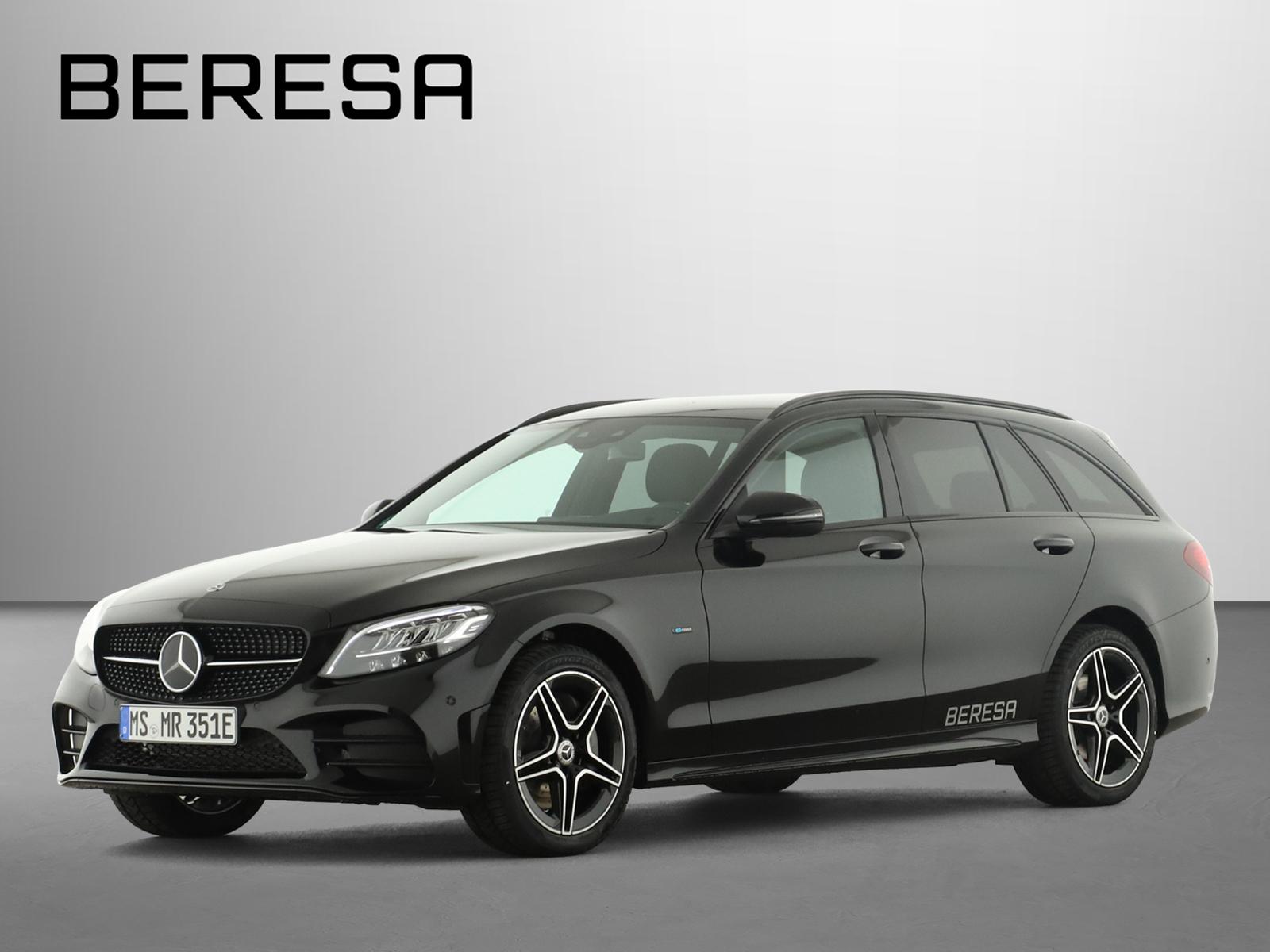 Mercedes-Benz C 300 e AMG Fahrassist. Night LED AHK Kamera, Jahr 2021, Hybrid