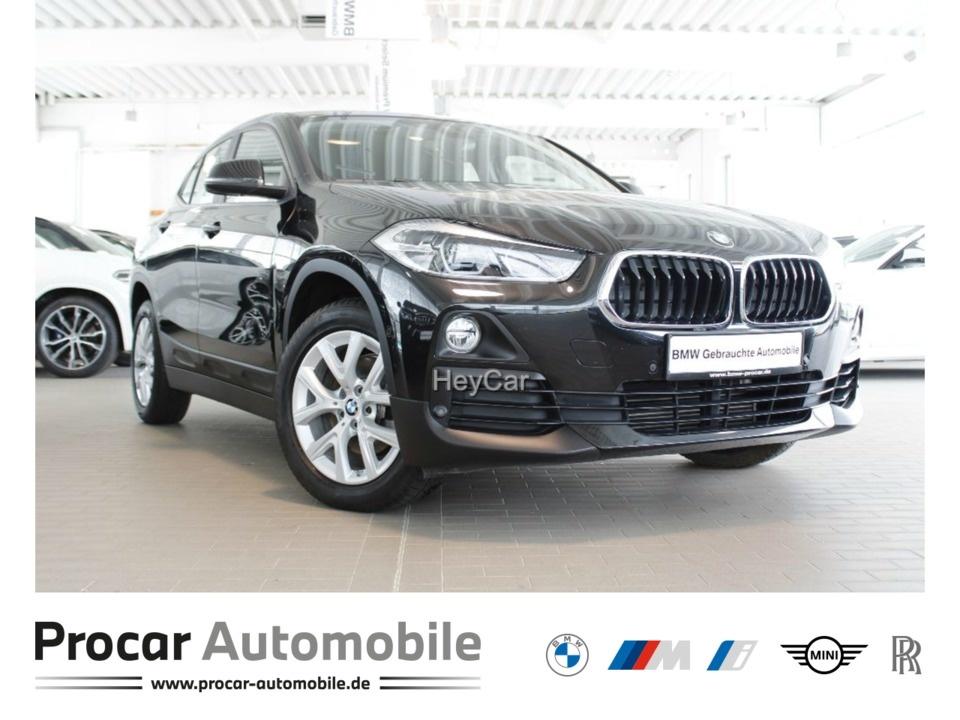 BMW X2 sDrive18i LED Navi Klimaaut. PDC Auto.Heckkl, Jahr 2019, Benzin