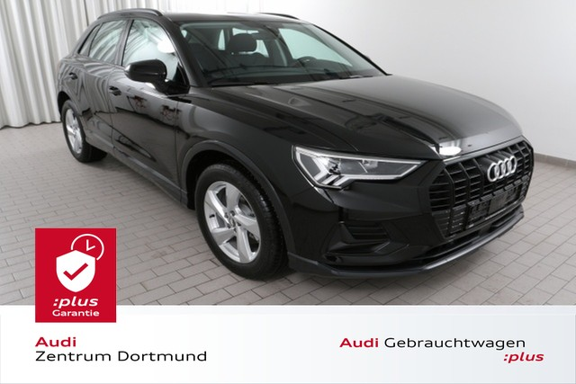 Audi Q3 advanced 35TDI LED/Navi+/BlackOptik/eKlappe, Jahr 2019, Diesel