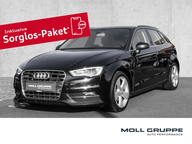 Audi A3 Sportback 2.0 TDI S tronic Ambition NAVI, Jahr 2016, Diesel