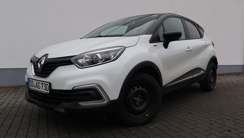 Renault Captur ENERGY TCe 90 LIMITED, Jahr 2019, Benzin