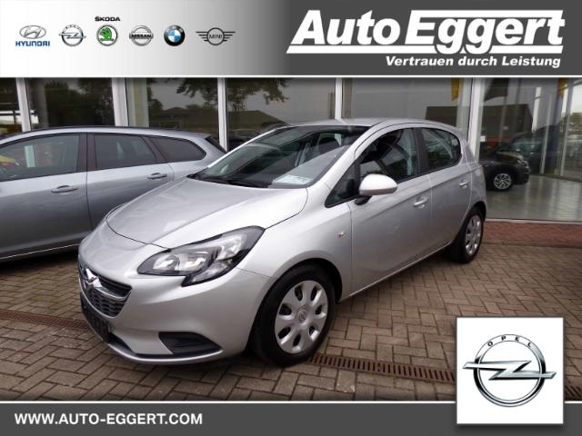 Opel Corsa E Edition ecoFlex 1.3 CDTI Multif.Lenkrad RDC Klima PDC AUX USB MP3 ESP DPF Seitenairb., Jahr 2017, Diesel