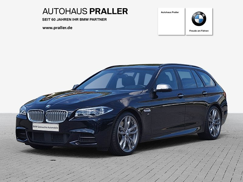 BMW M550d xDrive Touring, Jahr 2015, Diesel