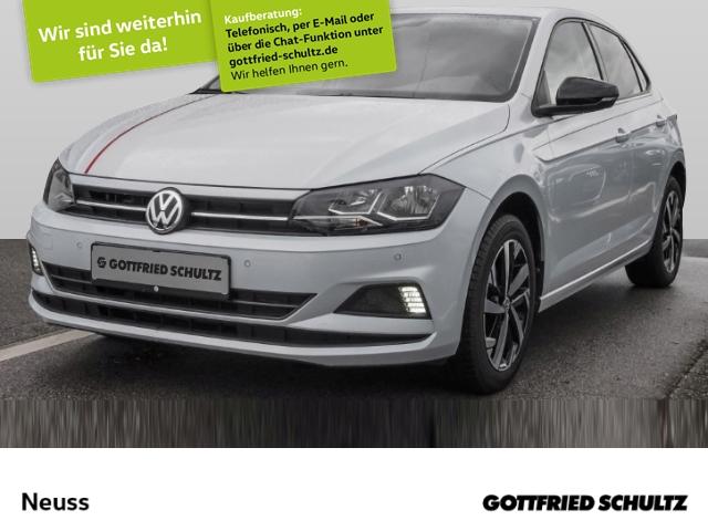 Volkswagen Polo 1,0 TSI BEATS NAVI PDC SHZ BT LM Comfortline, Jahr 2018, Benzin