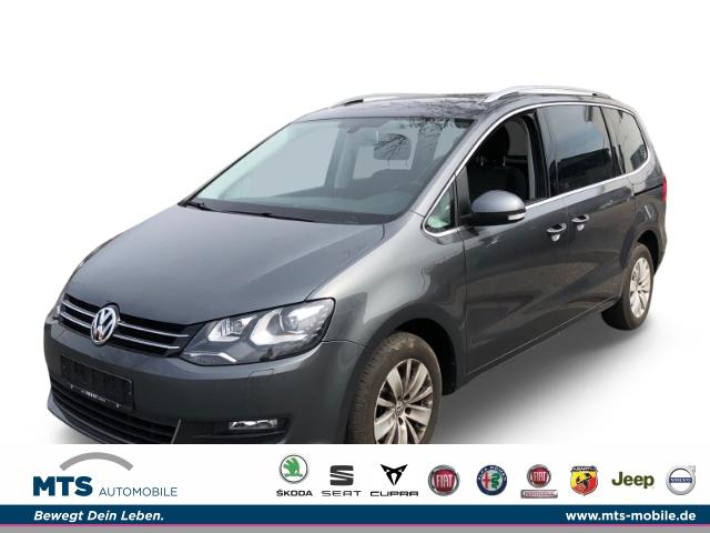 Volkswagen Sharan Comfortline BMT 1.4 TSI StandHZG Dyn. Kurvenlicht Panorama El. Heckklappe, Jahr 2013, Benzin